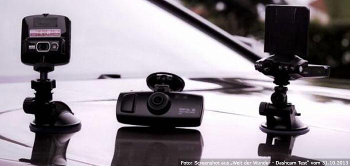Welt der Wunder - Dashcam Test