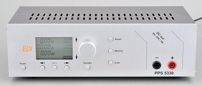 ELV PPS-5330 Labornetzteil