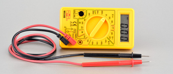 Mastech M830B Multimeter
