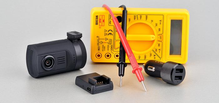 mini0806 Stromverbrauch messen