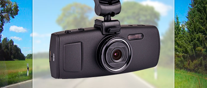 Dashcam: iTracker GS6000-A7