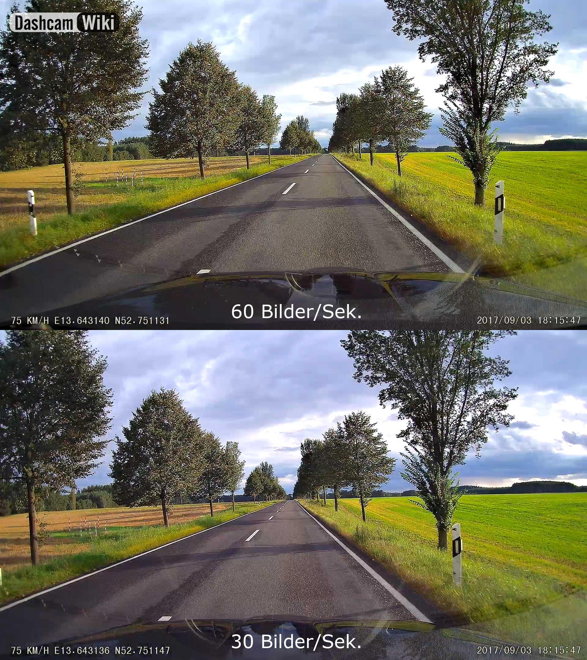 Video: 30 oder 60 Bilder/Sekunde - Was ist besser?
