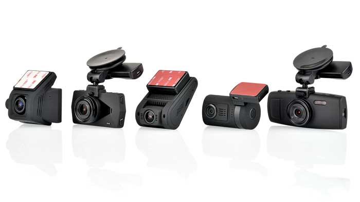 iTracker Dashcams Übersicht
