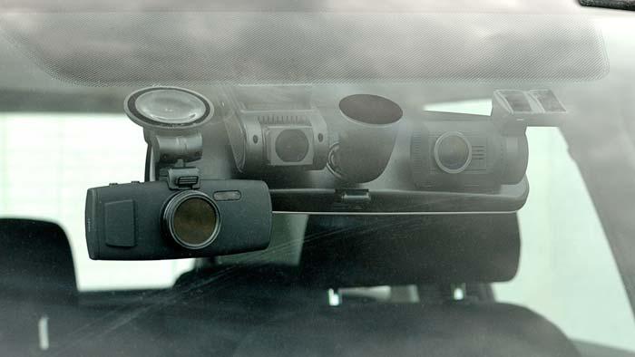 Viofo A119S , GS6000-A12, mini0806-S im Vergleich